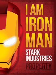 Stark Industries property.