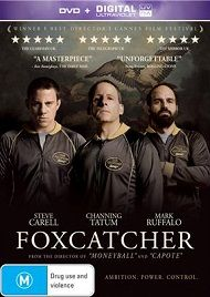 Renowned for Sound reviews 'Foxcatcher'