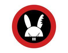 RageRabbit Foursquare badge