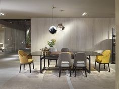 #Flexform MOOD JUDIT #chairs #design Roberto Lazzeroni