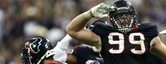 Watt after a nice SAC!!! Watch out QB's....your next!!