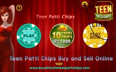 Those you wanting to buy teen patti chips online may contact buyultimateteenpattichips. The most reliable place for Teen Patti Chips Buyers and Sellers across the globe.