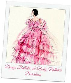Le Spectre de la Rose.  Yo soy el espectro de la rosa, que tu llevaste ayer al baile ...  Danza Ballet® & Body Ballet®