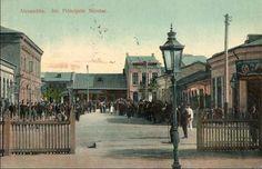 Alexandria Str. Principele Nicolae anii '20 Alexandria, Street View, Alexandria Egypt