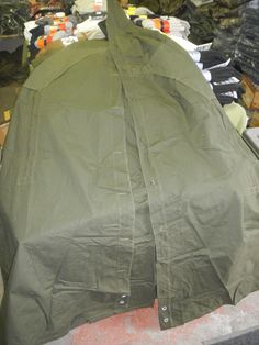 Russian Rain Cape & Ground Sheet Stretcher – Barre Army/Navy Store Online Store