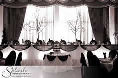 Black And White Wedding Ceremony Decoration beautifull! Keywords: #weddings #jevelweddingplanning Follow Us: www.jevelweddingplanning.com  www.facebook.com/jevelweddingplanning/