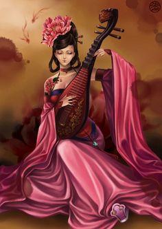 I love Starkey's artwork!!!!!!  http://starkey01.deviantart.com/