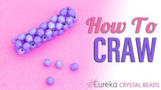 How to do Cubic Right Angle Weave Step By Step Beading Tutorials, Beading Patterns, Seed Bead Earrings, Seed Beads, Beaded Earrings, Right Angle Weave, Bead Crochet Rope, Beaded Boxes, Native American Beading