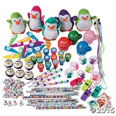 Holiday Brights Toy Assortment