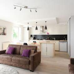 Livings de estilo moderno por Marion Lanoë Architecte d'Intérieur