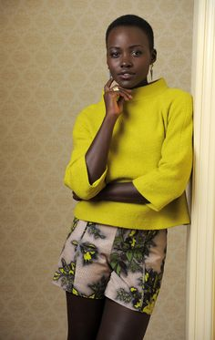 Lupita Nyong'o And Anna Wintour Get Acquainted, Could This Mean A Vogue Cover? (PHOTOS)