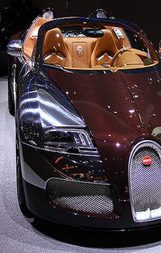 Chocolate Bugatti