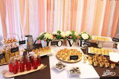 mesa_love2 Mousse, Quiche, Catering, Table Settings, Table Decorations, Furniture, Home Decor, Juices, Centerpieces