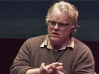 """The Rubin Museum of Art posts a conversation with Philip Seymour Hoffman and philosopher Simon Critchley, titled """"Happy Talk."""" Watch it here: http://www.mindful.org/news/video-philip-seymour-hoffman-conversation-about-happiness"""