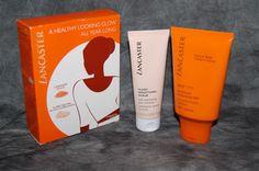 Lancaster Monaco Face & Body Self Tan and Smoothing Exfoliating Scrub Set SALE!! #LancasterMonaco