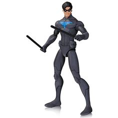 DC Collectibles DC Universe Animated Movies: Son of Batman: Nightwing Action Figure >>> Check out the image by visiting the link. (This is an affiliate link) #GrownUpToys