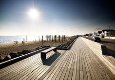 """Esbjerg Beach Promenade"" // Specktrum + Nathan Romero"