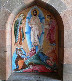 fresco echmiadzin