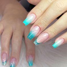 Fancy Nail Art, Pretty Nail Art, New Nail Art, Fancy Nails, Cute Nails, Classy Nails, Stylish Nails, Ombre Nail Designs, Nail Art Designs