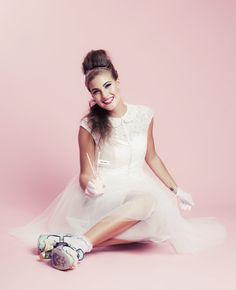 Crazy For You Bridal Gown