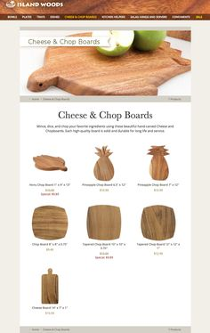 Kitchen Helper, Wood Bowls, Acacia Wood, Dice, Hand Carved, Woods, Carving, Cheese, Island