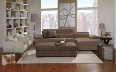 Vista Upholstery Collection | Furniture.com-2 Pc. Sectional $999.99