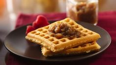 Looking for a classic homemade condiment? Enjoy this slow cooked apple butter made with apple and spices.