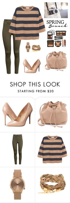 """""""spring"""" by magdalena30 ❤ liked on Polyvore featuring Madden Girl, MR., H&M, MANGO and Topshop"""