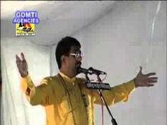 BEST HASYA KAVI SAMMELAN Late Om Vyas with Dr Kumar Vishwas, Part - 3