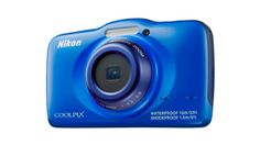The Nikon Coolpix Shock & Waterproof Digital Camera can dive underwater down to 33 feet deep, handle drops from up to 5 feet high, withstand temperatures as Cameras Nikon, Nikon Digital Camera, Photography Camera, Underwater Photography, Best Underwater Camera, Best Waterproof Camera, Camera Deals, Full Hd 1080p, Point And Shoot Camera