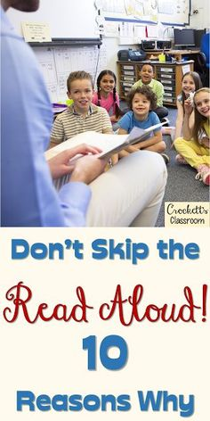 Reading aloud to you