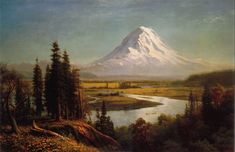 Graham Arader: An Oustanding Albert Bierstadt Oil Painting Has Been Sold This Summer at the Coeur d'Alene Art Auction house in Reno