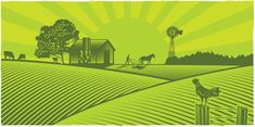 """The United Nations Designated 2014 the Year of Family Farming. We love supporting our farmers and we hope you do, too! """""""