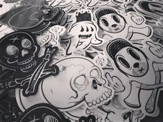 Stickers! #2 on Behance