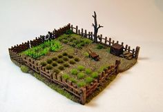 Miniature Warfare: Rural Terrains