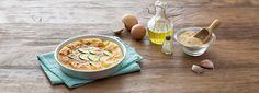 Torta Salata Zucchine e Crescenza