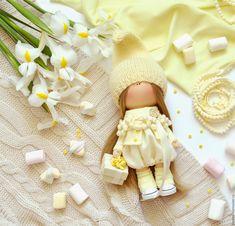 Кукла текстильная интерьерная гнома – купить или заказать в интернет-магазине на Ярмарке Мастеров | Кукла текстильная в стиле Коннэ<br /> <br /> …