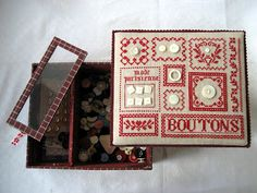 my French buttonbox, made by me