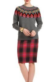 Addy Sweater $298 - Timeless yet modern, the Addy Sweater is the epitome of cute, cozy comfort. Go traditional with a black skirt and tights, or jazz it up with a bright skinny pant. Made from 100% merino wool, you'll want to leave it on all winter long.