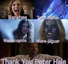 Thank You Peter Hale