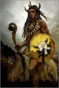 Native American Face Paint, Native American Warrior, Native American Paintings, Native American Wisdom, Native American Pictures, Native American Artists, American Indian Art, Native American History, Indian Artwork