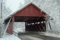 Scarborough Covered Bridge, Cherry Hill, NJ