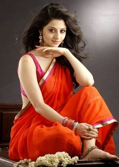 Tamanna Latest Hot Navel Show Stills In Orange Saree - Tollywood Stars Beautiful Girl Indian, Most Beautiful Indian Actress, Beautiful Girl Image, Beautiful Saree, Beautiful People, Beautiful Women, Beautiful Bollywood Actress, Beautiful Actresses, Bollywood Heroine