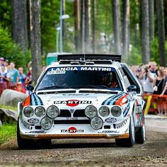 Lancia Delta S4, Subaru Rally, Rally Raid, Martini Racing, Old Race Cars, Maserati, Ferrari, Amazing Cars, Courses