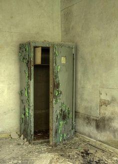 Verlassener Armeestützpunkt - Die verbotene Stadt der Sowjets - SPIEGEL ONLINE