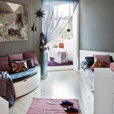 La habitaci n de tus sue os on pinterest jacuzzi loft - Habitacion con tocador ...