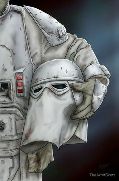 Snowtrooper  Star Wars