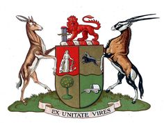 South African Coat of Arms 1930 - 1932 | Flickr - Photo Sharing!