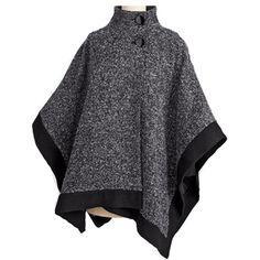 Yesssssssssssssss I am living for this coat, cape, cloak whatever it is.