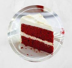 Red velvet cake #dolcequantobasta